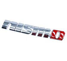 """Nissan car standard new Xuanyi Tanda Teana car stickers """"NISMO"""" Emblem Red metal"""