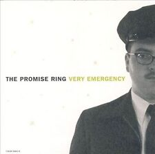 Very Emergency 1999 by PROMISE RING - Disc Only No Case