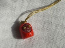 VINTAGE ART DECO CELLULOID KOBE POP EYES cracker jack CHARM (id679)