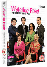 Waterloo Road COMPLETE SERIES 2 NEW SEALED 4 DISC BBC DVD