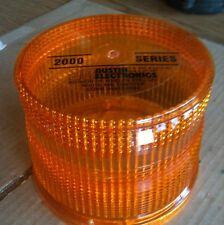 New Emergency Strobe Light Lens