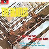 1 CENT CD Please Please Me - The Beatles SEALED
