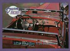 1930 Cadillac V16 Roadster, Dream Machines, Cars, Trading Card -- Not Postcard