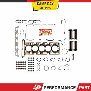 Head Gasket Bolts Set for 04-06 Chevrolet Colorado Hummer H3 GMC Canyon 3.5 6