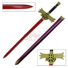 Mikaela Hyakuya Replica Blood Red Anime Fantasy Manga Sword Seraph of the End