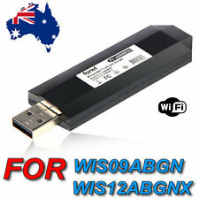 Wireless LAN Adapter WiFi USB Dongle for Samsung TV WIS09ABGN WIS12ABGNX LED LCD