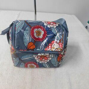 Vera Bradley Lunch / Cooler Bag Tropical Evening VGUC