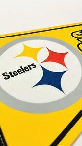 Pittsburgh Steelers Steelers Country Pennant WINCRAFT NFL TEAM LOGO FELT PENNANT