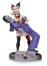 DC Comics AUG150309 2nd Edition Bombshells Joker and Harley Quinn Statue *SALE*