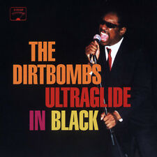 The Dirtbombs Ultraglide In Black Vinyl LP Record & MP3! garage rock album! NEW!