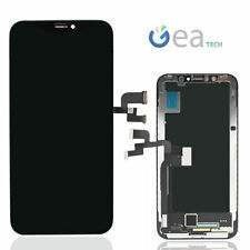 DISPLAY LCD Schermo TFT Per Apple iPhone X Touch Screen + Frame NERO Qualita'