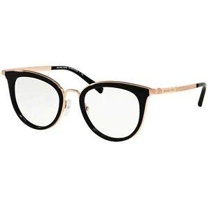 Michael Kors ARUBA MK3026 Eyeglass Frames 3332-50 - Rose Gold