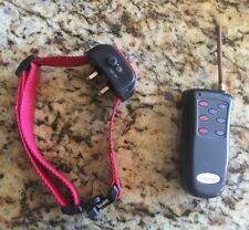 Dogwidget Rechargeable Dog Training Collar With Shock Remote For 1 Dog