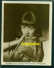 CONSTANCE BENNETT VINTAGE 8X10 PHOTO MOULIN ROUGE 1934 DARK HAIRED BEAUTY