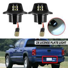 6000K LED Number License Plate Light For Mitsubishi Raider Dodge Dakota Durable