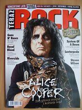 ALICE COOPER,Accept,Pink Floyd,Royal Blood,Killing Joke,Mastodon,Jimi Hendrix