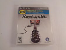 Rocksmith Sony PlayStation 3 2011 CIB Complete PS3 Best Buy Video Game Tested