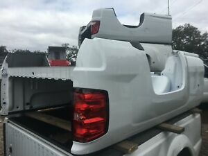2007-2019 CHEVROLET SILVERADO 1500 2500 3500 8ft BED Tail Lights New Takeoff