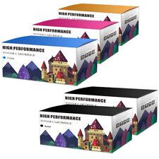 5 Toner Cartridges unbrand fits For HP CP1210 CP1215 CP1217 CP1514N Printer