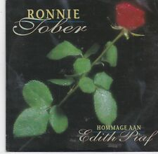 Ronnie Tober-Hommage Aan Edith Piaf cd single