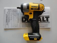"DEWALT DCF883 20V 20 Volt Max Lithium Ion 3/8"" Impact Wrench w Hog Ring New"