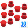 10x Red Lenovo Thinkpad TrackPoint Cap IBM Soft Dome T410 T420 T430 T510 T520
