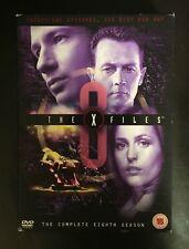 X-Files - The Complete Eight Season (6 x DVD Set)