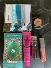 Beauty Products Bundle New  Pawpaw /NyX/Barry M/brush Works
