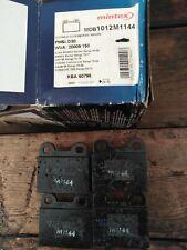 MINTEX MDB 1012 M1144 BRAKE PADS porsche alfa BMW saab