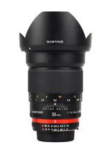 Samyang 35mm F1.4 AS UMC Lens: PENTAX CA2536