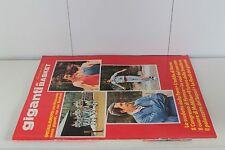 rivista GIGANTI DEL BASKET 1975 numero 6