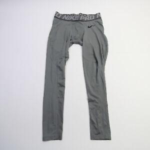 Nike Pro Hypercool Compression Pants Men's Dark Gray Used