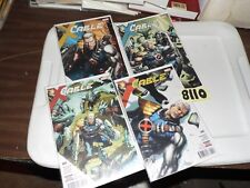 Cable (2017 Marvel Comics) lot of 4 books #1 #2 #3 and #4