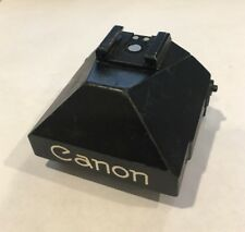Canon New F-1 Film Camera Eye Level Finder FN for parts