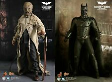 Demon Batman & Scarecrow Hot Toys 10th Anniversary Limited Movie Masterpiece