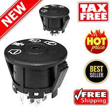 Craftsman OEM Part 193350 7 Pin Mower Ignition Starter Switch LT1000, YTH20K46 +