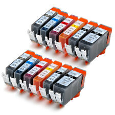 12 NON-OEM INK CARTRIDGE CANON PGI-225 CLI-226 PIXMA MG6120 MG8120 MG6220 MG8220