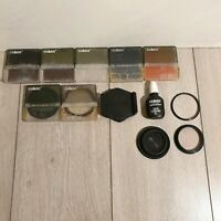 5x Conkin Filter lens plus accessories lens cleaner SLR dslr photography