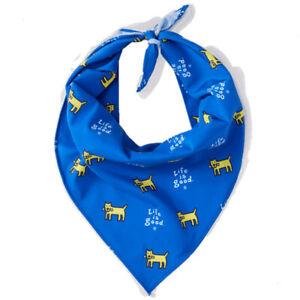 Life Is Good. Rocket Dog Bandana, Royal Blue