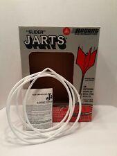 Vintage Regent Slider Jarts Box  with rings and instructions