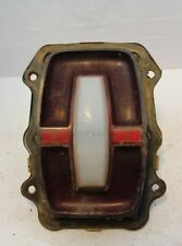 USED 68 Ford Fairlane 500 GT LH RH Taillight Rear Lamp Body Assembly (1) OEM