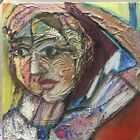 Original Melissa Bollen Painting 2021 Cubism Cubist Woman