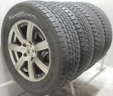 Aluminium Transporter One Piece Rim Wheels with Tyres