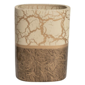 Parker Bath Accessory Collection Poly Resin Bathroom Tumbler