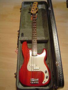 Stagg P250, E-Bassgitarre + Koffer, NEU!