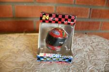 2002 Trevco Nascar Collectible Mini Helmet Ornament #24 Jeff Gordon Nib Gift :)
