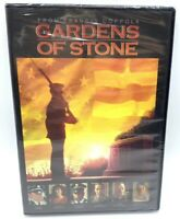 GARDENS OF STONE New Sealed DVD From Francis Coppola James Caan James Earl Jones