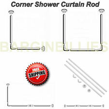 Plastic Shower Curtain Rails