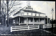 New Haven Ct ~ 1910 Old Morris House ~