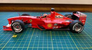 1/18 Ferrari F1-2000 M. Schumacher